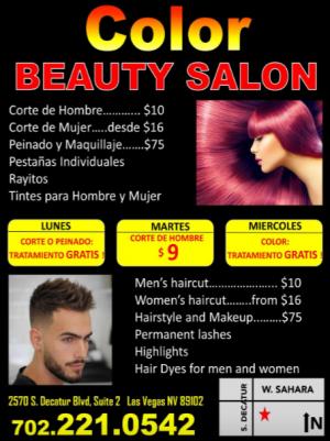 Color Beauty Salon