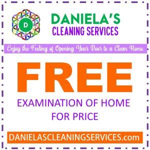 Danielas Clenaing Services
